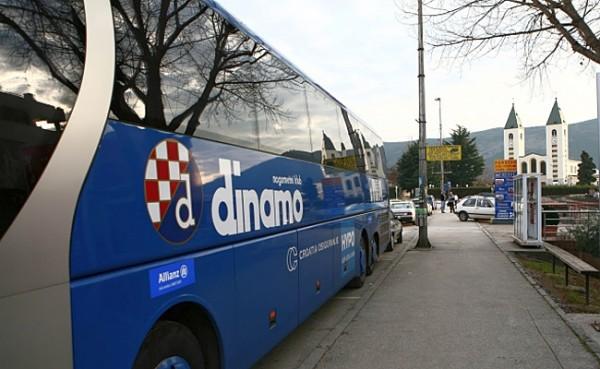 Dinamo na hodočašću u Međugorju