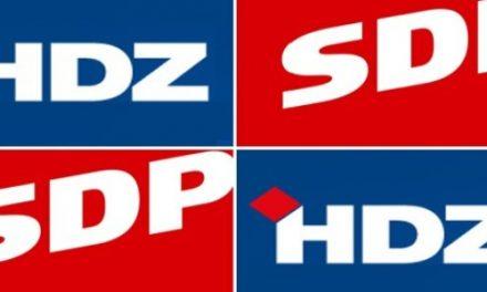 Najtočniji test: Saznajte da li ste HDZ-ovac ili SDP-ovac