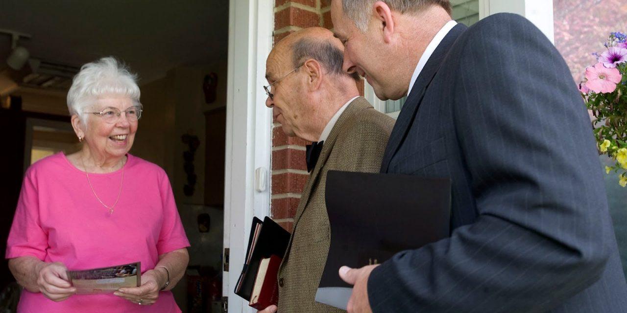 Nema mjesta za Jehovine svjedoke???