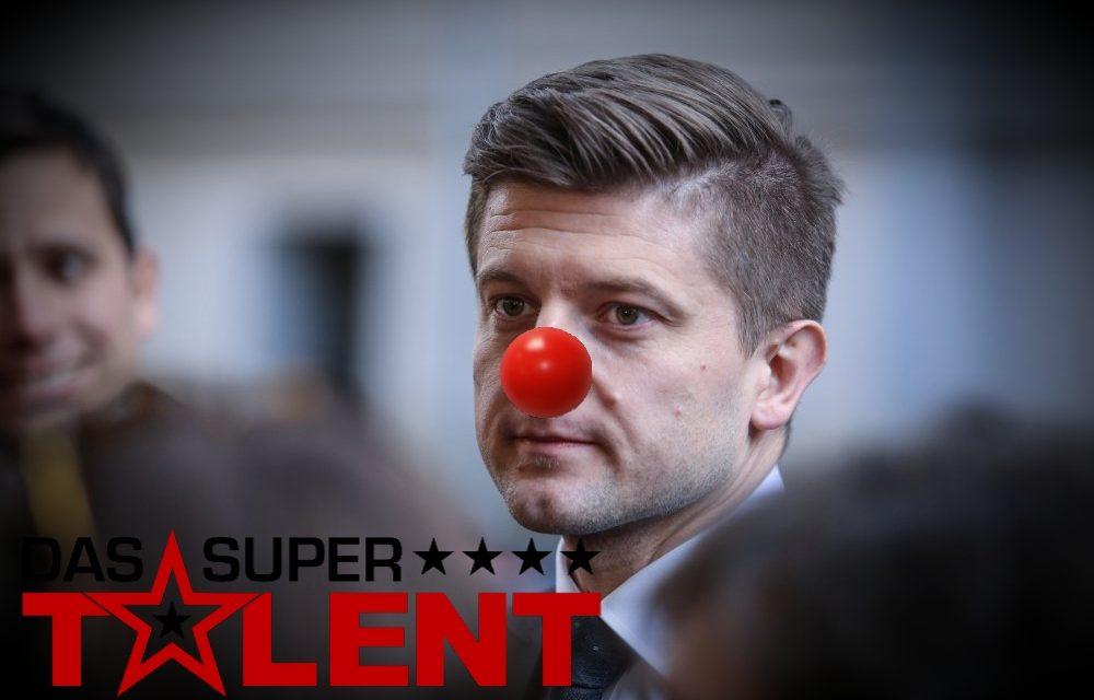 Ministar Marić se prijavio u Supertalent!