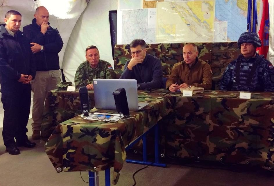 Spašavanje vojnika Plenkovića