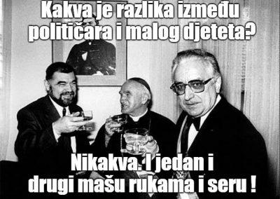 Političari...
