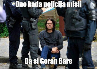 Vilibor i policija