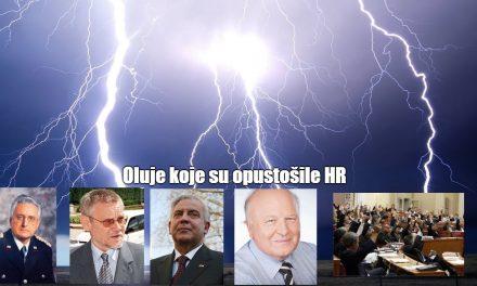 MegaOluje koje su opustošile Hrvatsku