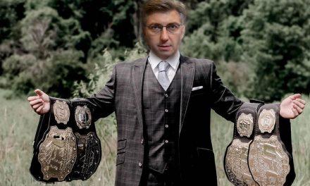 Plenkovića pozvao UFC!