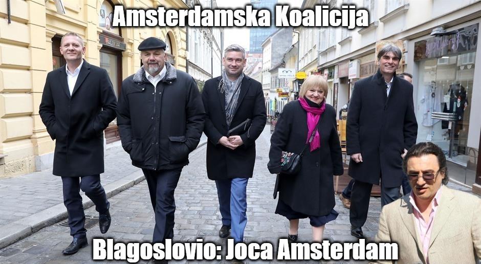 Amsterdamska Koalicija ima vođu!