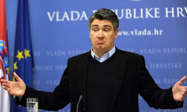 Milanović se zaletio sa kandidaturom?