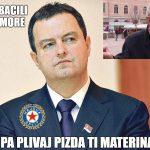 Ivica Dačić se ispričao zbog invazije na Jadransko more