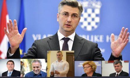 Plenković okuplja tim zbog prijava za nasilje