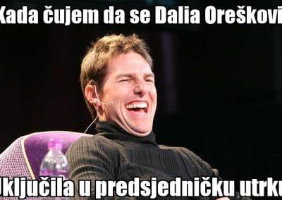 Dalia Orešković?