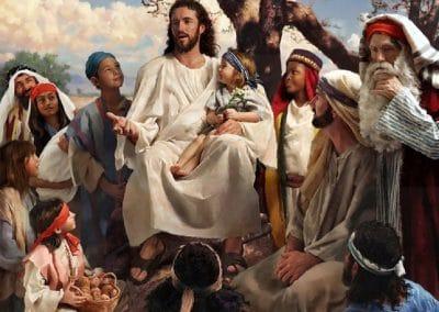 I Isus se čudi