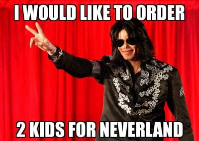Order to Neverland