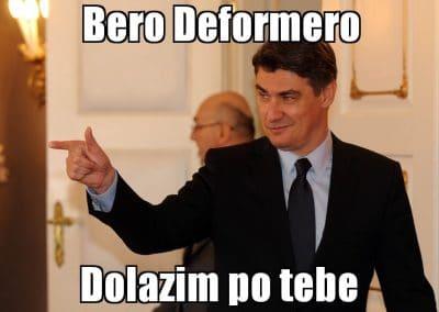 Bero Deformero
