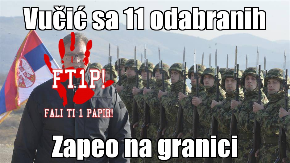 Pokušaj invazije srpske vojske na Hrvatske granice