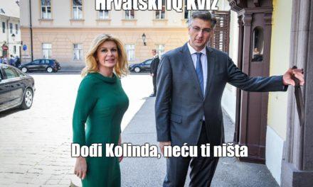 Najtočniji Hrvatski IQ test