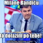 Milan Bandić je mrtav! Živio novi Milan Bandić