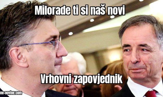 Milorad Pupovac postaje Ministar Obrane RH